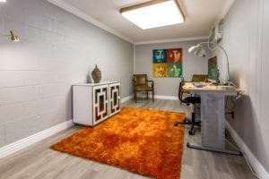 7750 via Catalina Office / Basement