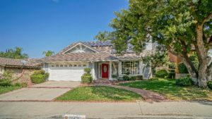 Front of 20431 Lisa Gail Dr