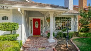 Front Entry of 20431 Lisa Gail Dr