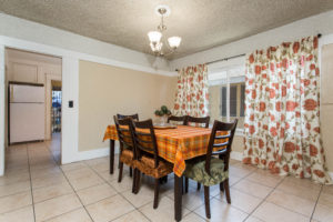 4404 S Wilton Pl Dining Area
